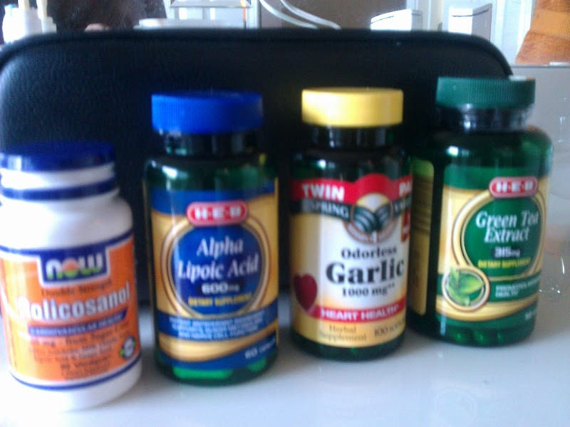 Here is my PAGG Stack